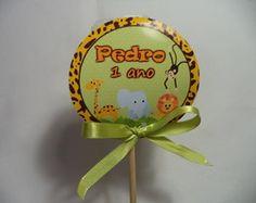 PIRULITO DE CHOCOLATE SAFARI