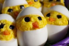 deviled eggs food-crafts
