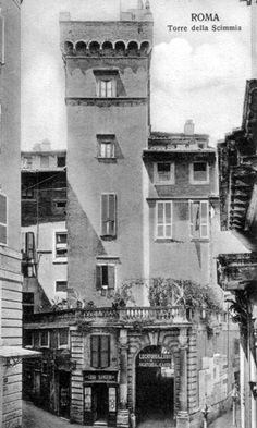 Torre dei Frangipane o della Scimmia