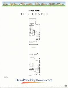 Renee Craftsman Floor Plans In Celebration Fl Morrison