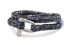 Salty Steve - Double rope bracelet