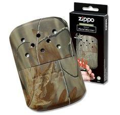 Zippo REALTREE CAMO HAND WARMER lighters - 40289 - $24.81