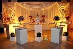 mesas de doces decoração do casamento para lembracinhas - Buscar con Google