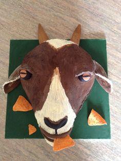 Goofy Goat Cupcake Tutorial Cake Decorating Ideas