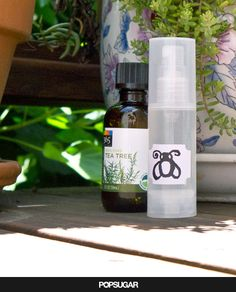 Keep Bugs Away With This All-Natural Repellant