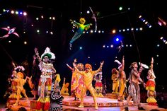 Festival of the Lion King, Animal Kingdom, Walt Disney world, Orlando, Florida