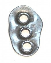 tres 40mm, plata antigua, http://nellass.com/categories/CUENTAS-Y-ABALORIOS/ZAMAK/calabrotes/