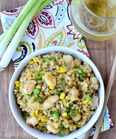 Homemade Teriyaki Fried Rice Recipe: The only thing better about this dish than its minimal time requirement? You'll end up making a homemade teriyaki sauce crafted by Iowa Girl Eats that's far healthier than the store-bought versions and tastier, too.