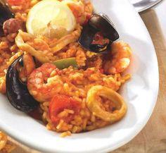 Risotto aux fruits de mer et chorizo thermomix. Une délicieuse recette de Risotto aux fruits de mer et chorizo, simple et facile a réaliser