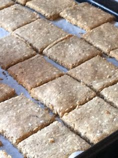 herb crackers, gluten free
