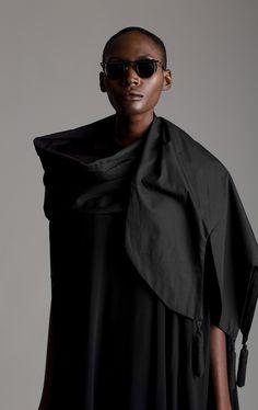 Vivienne Westwood World's End Scarf Alain Mikli Sunglasses Designer Vintage Fashion