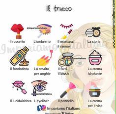 Mascara, Eyeliner, Rimmel, Map, Languages, Instagram, Italian Language, Tecnologia, Italian Vocabulary