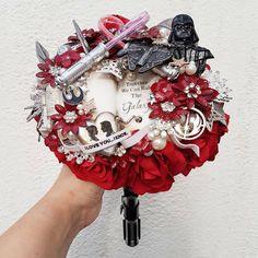 Neon Heart Light, Light Up, Theme Tunes, Star Wars Wedding, Bird Skull, Star Wars Gifts, Bridal Flowers, Alternative Wedding, Wedding Season