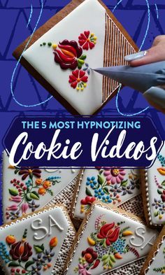 Here are the 5 most hypnotizing cookie videos of all time