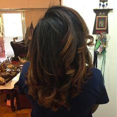 Hajar // 3C/4A Natural Hair Style Icon | Black Girl with Long Hair
