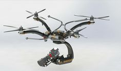 drone pilot,drone technology,drones quadcopter,drone ideas,drone tips Latest Drone, New Drone, Pilot, New Electronic Gadgets, Tech Gadgets, Drone With Hd Camera, Flying Drones, Dji Phantom 3, Drone Technology