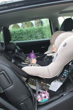 Car Seat Talk: Maxi-Cosi Ribble Knit Pria 85