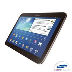 "Buy Samsung GTP5210GNVBTU, Galaxy Tab 3.0, 10.1"", Brown,Tablet from Soundstore in Ireland"