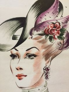 Two French Fashion Lithos $95.00View DetailsFashion Print,…Read more ›