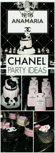 Decoracion en Chanel