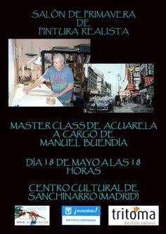 AVATARTE: SALÓN DE PRIMAVERA DE PINTURA REALISTA: Master Cla...