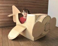 Kartonnen dozen over? Hier maak je kinderen mee blij! 11 leuke karton ideetjes! - Zelfmaak ideetjes