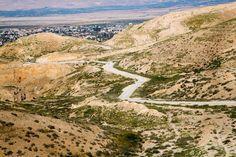 Jerusalem- Jericho Road Photo Kenneth Berg