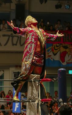 Okada Kazuchika