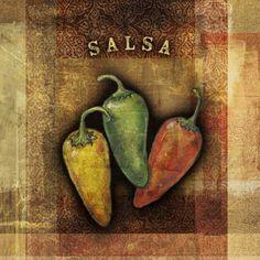 ají salsa lámina ann tavoletti