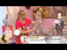Ольга Никишичева .Квадратная блуза - YouTube