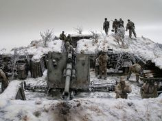 Dioramas and Vignettes: Winter episode of WWII, photo #3