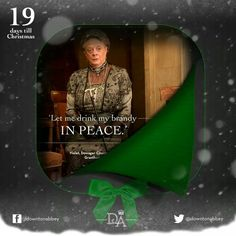DA 19 days till Christmas 2014.
