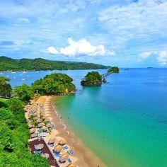 Otra vista de Samaná. Dominicana.