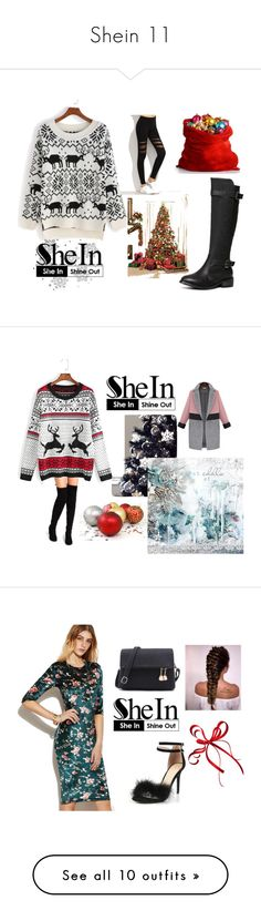 """""""Shein 11"""" by ahmetovic-mirzeta ❤ liked on Polyvore featuring Victoria's Secret and Edie Parker"""