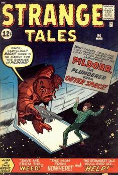 Stranger Tales #94 (Mar 1962)