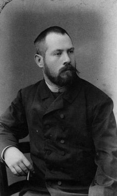 Lovis Corinth in Paris, 1887