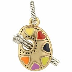 Love this charm! Would be perfect to represent my artistic & creative side!