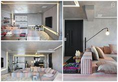 FJ House - Studio Guilherme Torres #architecture #casadasamigas #guilhermetorres #livingroom