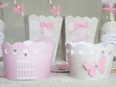 Check out the link to learn more how to Shabby chic paint Shabby Chic Homes, Shabby Chic Style, Shabby Chic Decor, Baby Shower Deco, Buffet, Shaby Chic, Ideas Para Fiestas, Party In A Box, Fabric Decor
