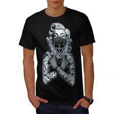 Pistola De Marilyn Monroe Camiseta Hombres S-5XL Nuevo | wellcoda