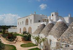 Masseria Cervarolo Hotel, Puglia