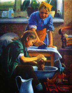 ARTE-MUNECAS-La muneca en la pintura - Rut Vigo - Picasa Web Albums