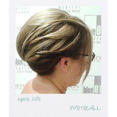 Recogidos estupendos.  #blue01stylist #recogido #peinados #peluqueria #peluquerias #peluqu… http://ift.tt/1EUonqv