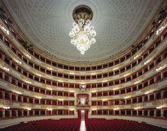 La Scala - Opera - Milano - Visite du workshop de La Scala - Confections des costumes / Fabrication des scènes, des décorations.