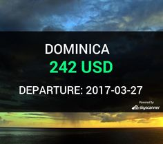Flight from Chicago to Dominica by Avia #travel #ticket #flight #deals   BOOK NOW >>>