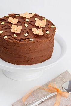 Veganpassion: Chocolate Layer Cake