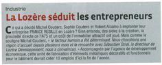 Réseaux LR - France Resille - 2012