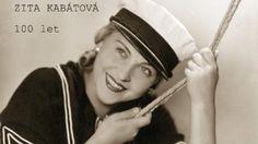 Zita Kabátová - 100 let  Zita Kabátová (1913 - 2012) by letos oslavila nedožitých 100 let. Chybí posledních pár tisíc k otevření výstavy 23.11. na Malé Straně. Podaří se to? Captain Hat, The 100, Celebrity, Let It Be, Stars, Film, Fashion, Movie, Films