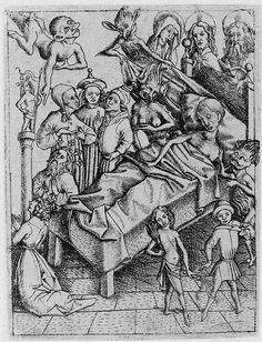 Ars moriendi (Meister E.S.), L.175 - Ars moriendi - Wikipedia