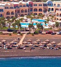 Santo Miramare Resort - Hotels on Santorini - east coast